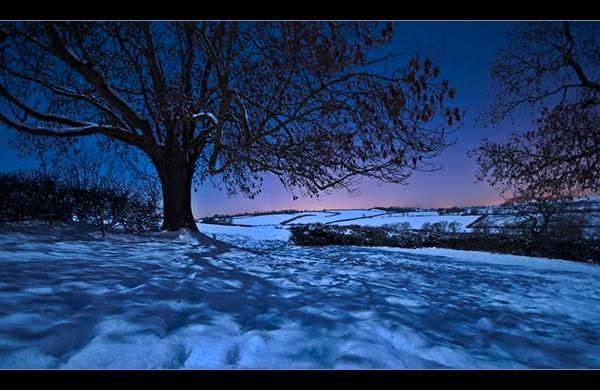 Moon Shadows by Martin54
