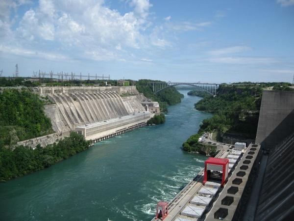 Hydroelectric Plant by idz612