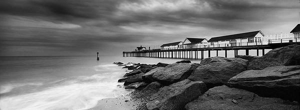 Southwold Mono by rogerwd