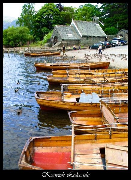 Keswick Lakeside by RRRhea
