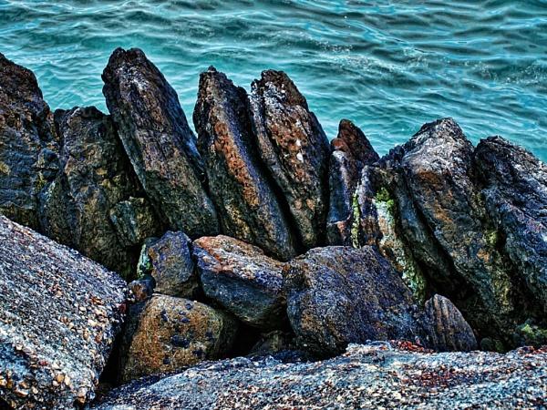 Rocks by BERTRAM