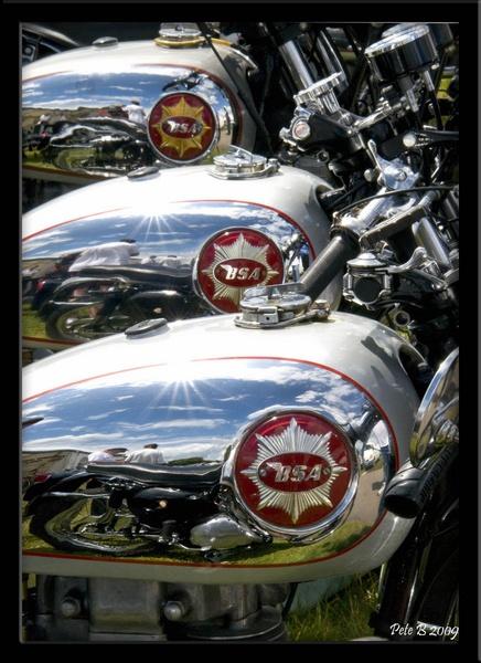 BSA-BSA-BSA by pberridge