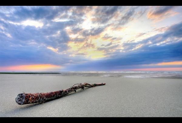 Northsea coast by PeterK001