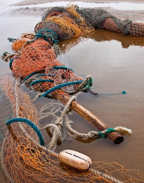 Fishing net by Woofmix