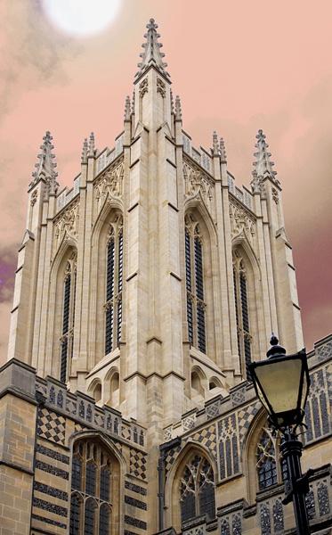 Bury St Edmunds Cathedral by marathonman
