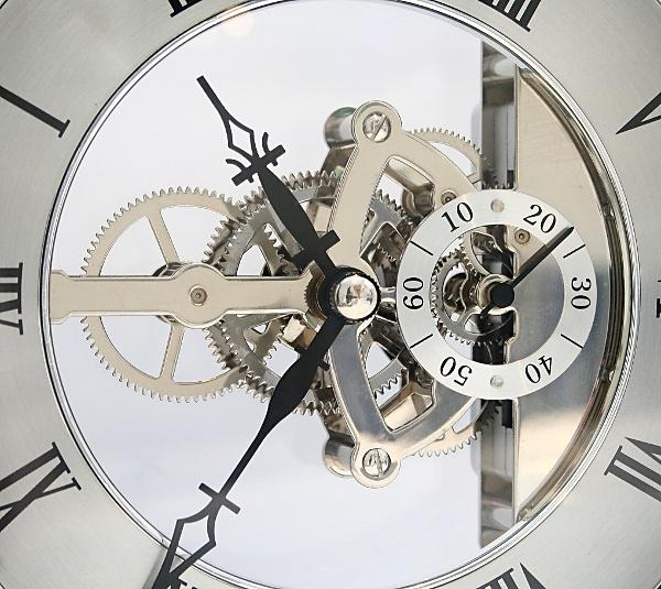 Like Clockwork by stevenclark