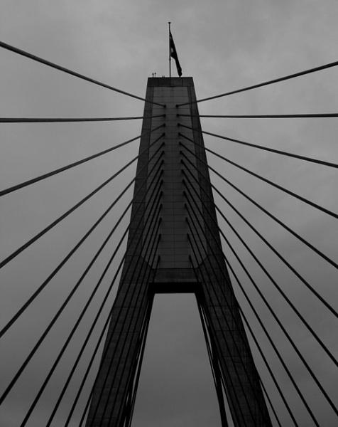 Anzac Bridge by x_posure