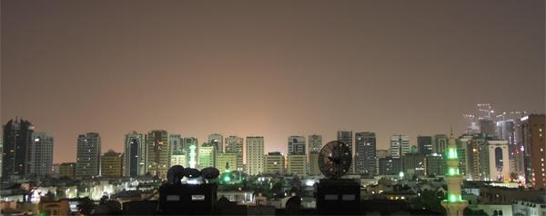 Night Light by webdady