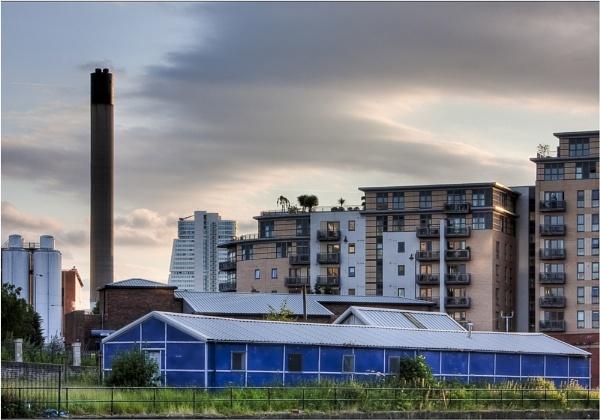 Urban Living by Steve Cribbin