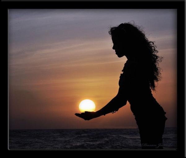 Sun Godess by Dusan