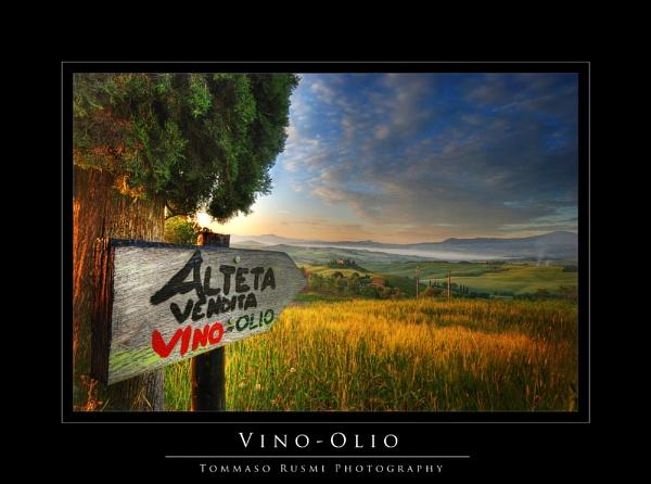 Vino Olio by rusmi