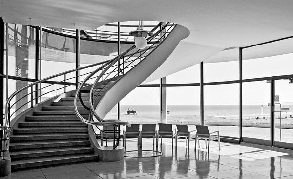 De La Warr Pavilion by Sezz