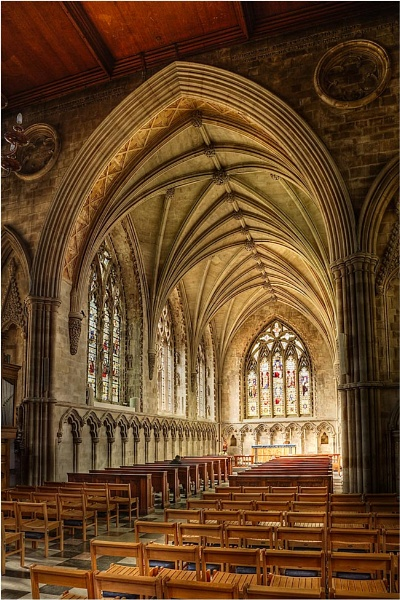 Lady Chapel St Albans by ghibby