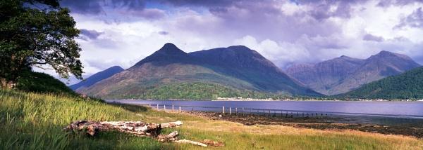 Loch Leven by landandlight