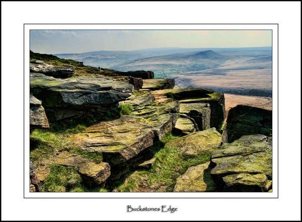 Buckstones Edge by beamishthecat