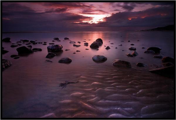 Red Beach II by GoodallPhotography
