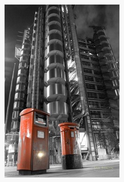 Lloyd\'s of London by EPZSam