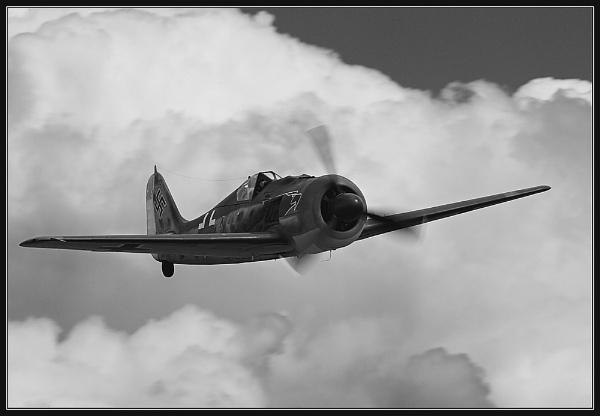 Focke wolfe 190 by v8dunc
