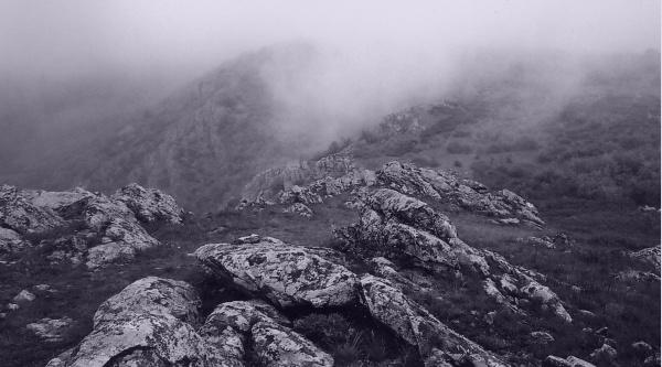 the rising fog by bokeh