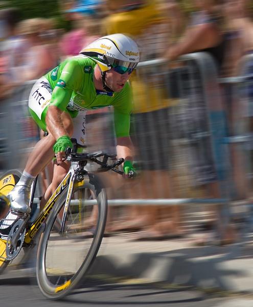 Mark Cavendish - Tour De France by Coast