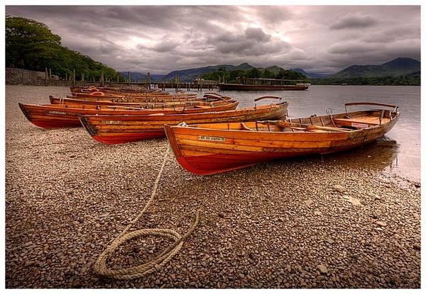 Keswick boats 2 by cassiecat