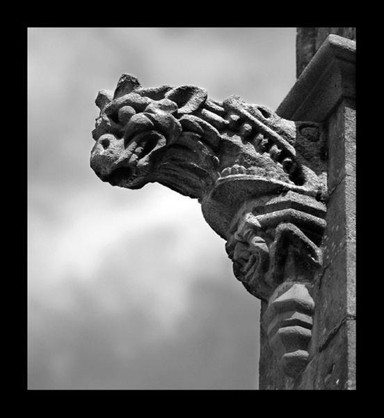 Gargoyle by gribishok