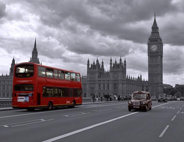 Westminster Bridge by stuhalloran