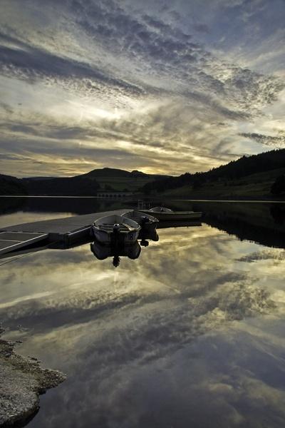 Ladybower Dam by coxy