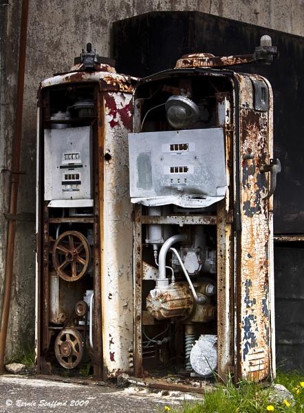 Petrol Pumps by BernieS