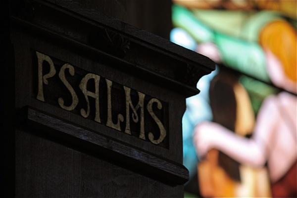 Psalms by alansdottir