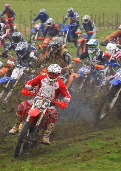 Mud & guts by nostramo