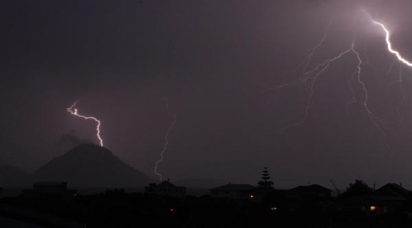 Stormy night by nostramo