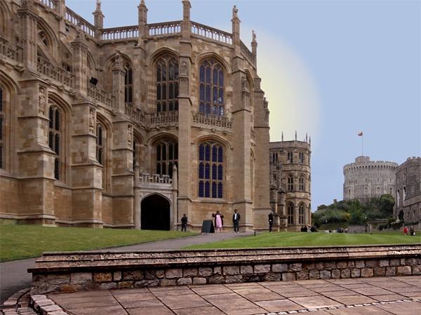 Windsor Castle by marathonman