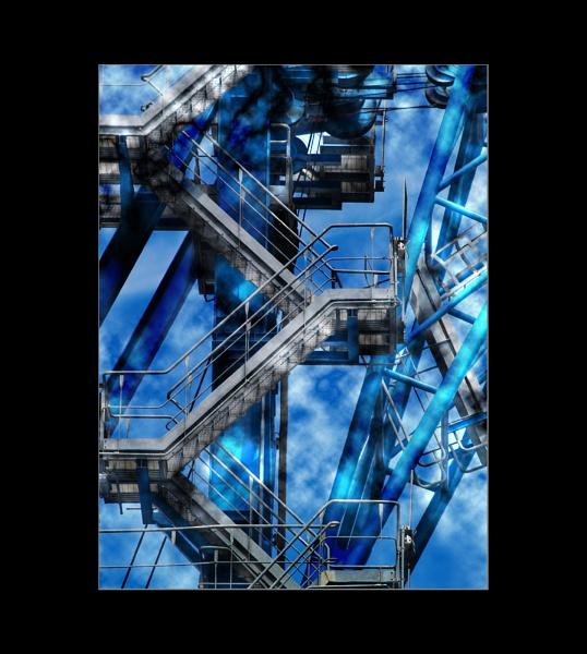 Abstract Crane by JdeNLucas