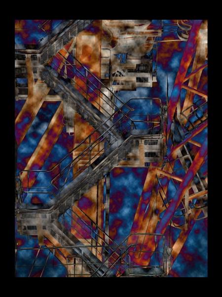 Tribute to M.C. Escher by JdeNLucas