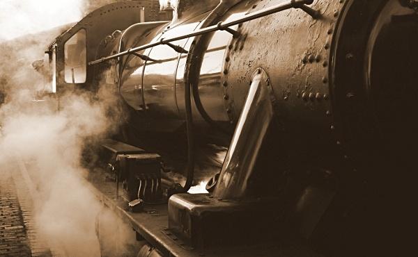 Sepia Steam by stevenclark