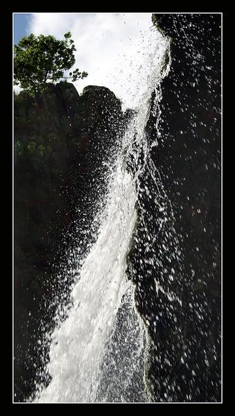 Water....falling by texon88