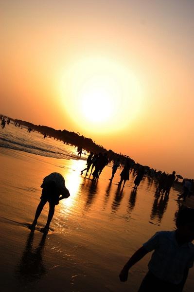 Kovalam Beach 1 by johnMathew