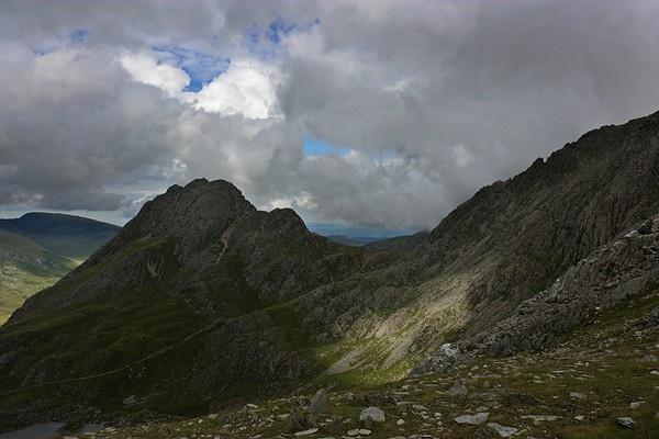 Tryfan & Bristly Ridge by JulianC