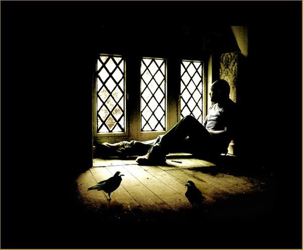 Raven cottage by seanslevin