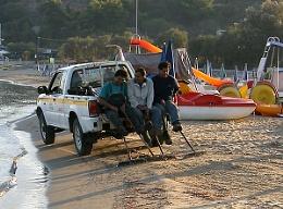 Beach Cleaners