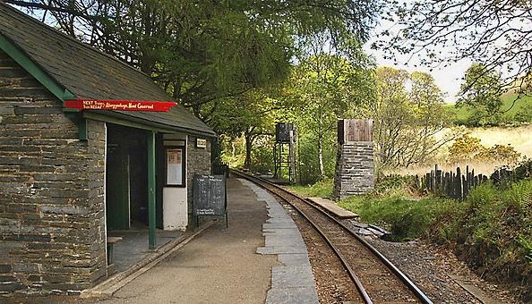 Dolgoch Station by ringyneck