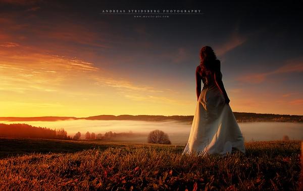 Morning Bride II by A_Stridsberg