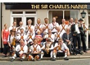 Brighton Morris at their Home Pub