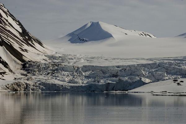 hornsund spitzbergen by pammy