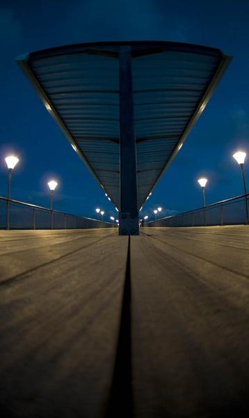 Bos Vegas Pier by Ricky37