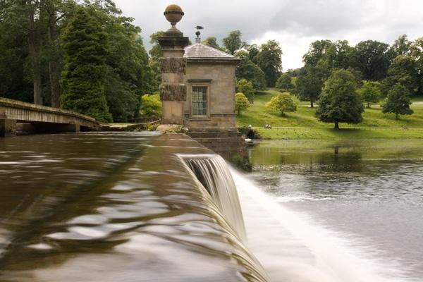 Studley Royal Park by Metalhead