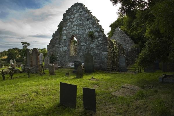 Tullynakill Church by Valerie1