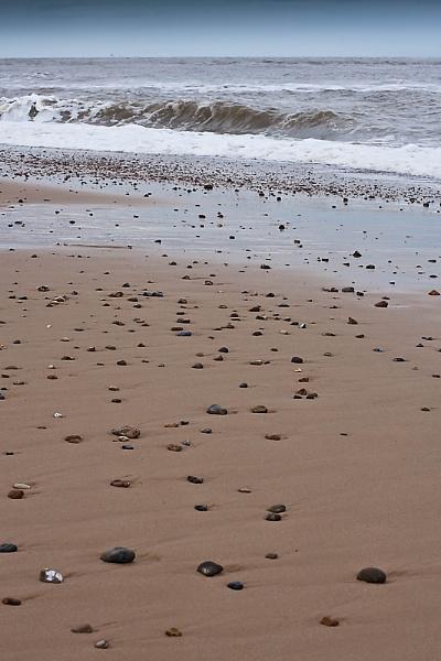 Southwold Beach by cmf