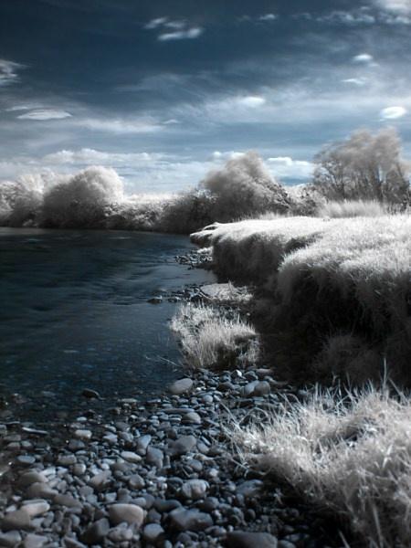 ir river by davidreece